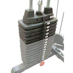 Extra viktplattor till viktmagasin, 25 kg
