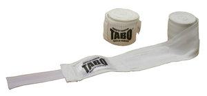 Tabo Handwraps, boxarlindor, Vit