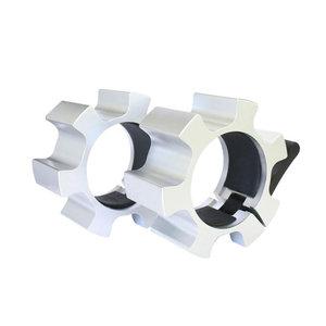 Lås 50mm Aluminium