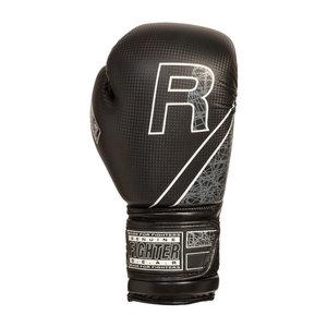 Fighter Boxhandskar Svart 14 OZ
