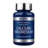 Scitec Calcium Magnesium, 100 tab