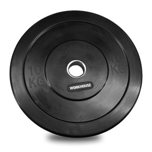 Bumper Plate 50mm WH 10kg