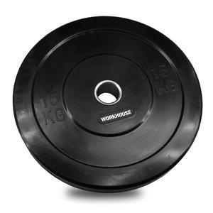 Bumper Plate 50mm WH 15kg