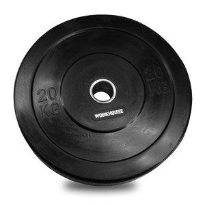 Bumper Plate 50mm WH 20kg