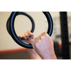 Body-Solid Romerska Ringar, Metall