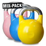 Competition Kettlebells WH Mix Paket, 8, 12, 16 kg