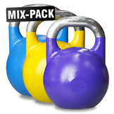 Competition Kettlebells WH Mix Paket, 12, 16, 20 kg