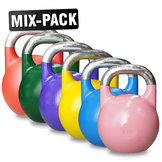 Competition Kettlebells WH Mix Paket, 8, 12, 16, 20, 24, 32 kg