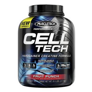 Muscletech Cell-Tech 2,7kg/6lbs