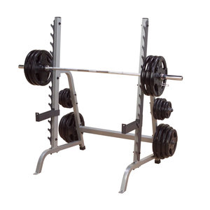 Body Solid Multi Press Rack