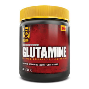Mutant Glutamine 300g *Kampanj*