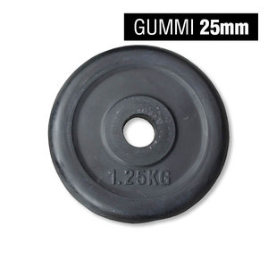 Skolvikt WH Gummi 1,25 kg