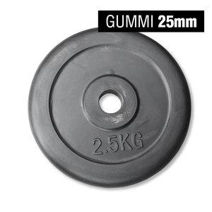 Skolvikt WH Gummi 2,5 kg