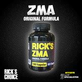 Rick's ZMA 180 caps