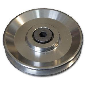 Linhjul B.S 110/10mm Aluminium