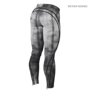 Grunge tights, Steel grey