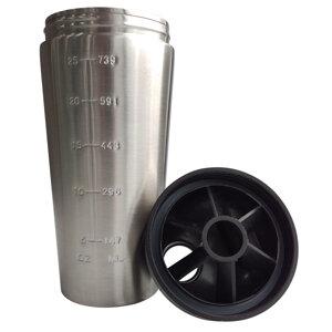 Reflex Shaker Rostfri 739ml