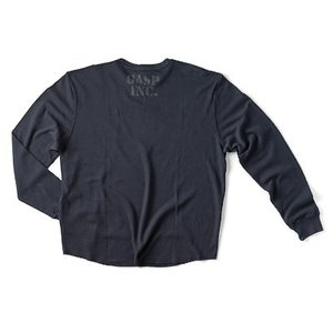 Thermal gym sweater Asphalt