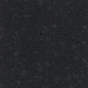 Golvmatta Everoll 8 mm  Svart/Svart 12,5 kvm