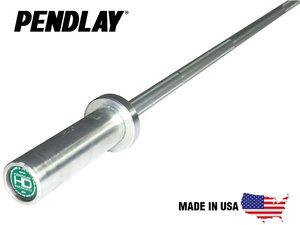 Skivstång 50mm Pendlay Nexgen HD 170cm/10kg