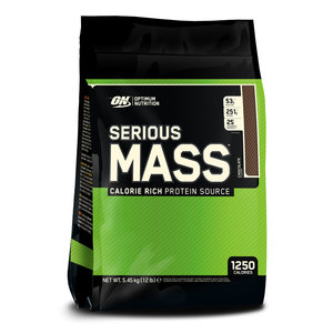 Optimum Serious Mass, 5,4 kg