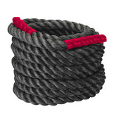 Battle Rope 12m Svart