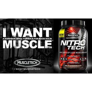 Muscletech Nitro-Tech 1,8 kg
