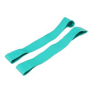 2-pack Rubberband Grön Medium