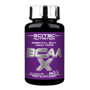 Scitec BCAA X, 120 kapslar