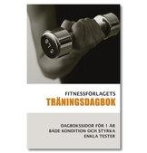 Träningsdagbok Fitnessförlagets