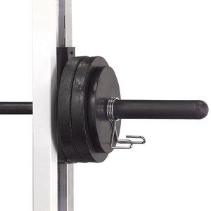 Adapter 25 till 50mm, längd 35cm