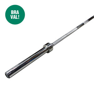 Skivstång 50mm,  220 cm *Pro Sport*