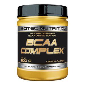 Scitec BCAA Complex, Lemon