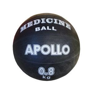 Medicinboll i gummi, 0,8 kg