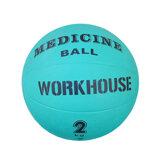 Medicinboll i gummi, 2 kg