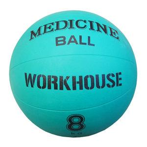 Medicinboll i gummi, 8 kg