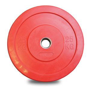 Bumper Plate 50mm WH Röd 25kg