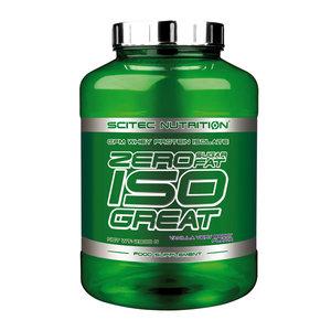 Scitec Zero Carb Isogreat, 2,3 kg