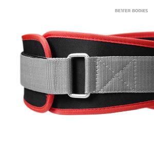Basic Gym Belt Black/Red