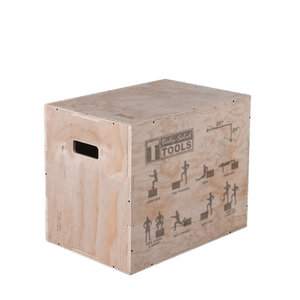 Plyo Box Wood Body-Solid *Nyhet*