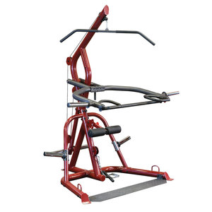 Body-Solid GLGS100 Corner Leverage Gym *Nyhet*