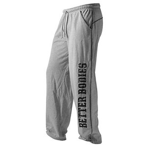 BB gym pant Grey Melange