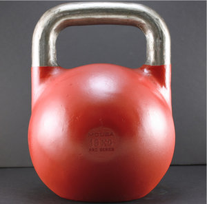 Kettlebell 16 kg MDUSA V2 Pro Series Röd