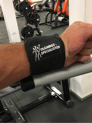 Wrist Wraps Handledsstöd Träningsspecialisten