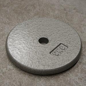 Skolvikt WH Järn 5 kg *Slut i lager*
