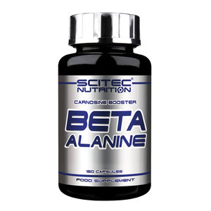 Scitec Beta Alanine, 150 caps
