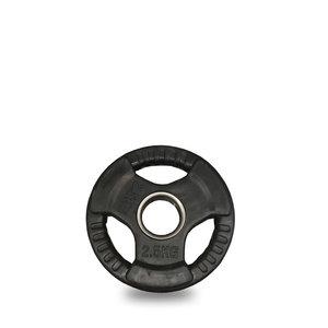 Gummivikt 50mm WH 2,5 kg