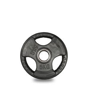 Gummivikt 50mm WH 5 kg *Slut i lager*
