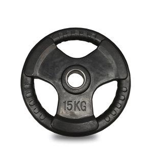 Gummivikt 50mm WH 15 kg