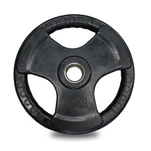 Gummivikt 50mm WH 20 kg